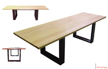 Award winning Dining table designed by Sam Eyre