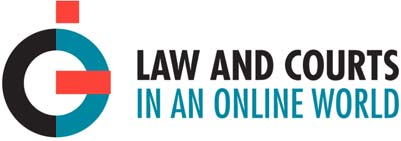 Link to conference website: Law and courts in an online world