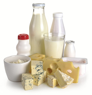 Dairy research products