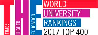 Times Higher Education World University Rankings 2017 Top 400|Ranked QS World University Rankings 2016/2017