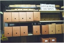 The Regional Archive Collection