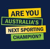 Are You Australia's Next Sporting Champion?