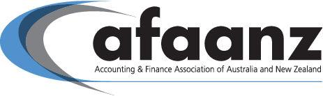 Accounting & Finance Association of Australia & New Zealand (AFAANZ) logo