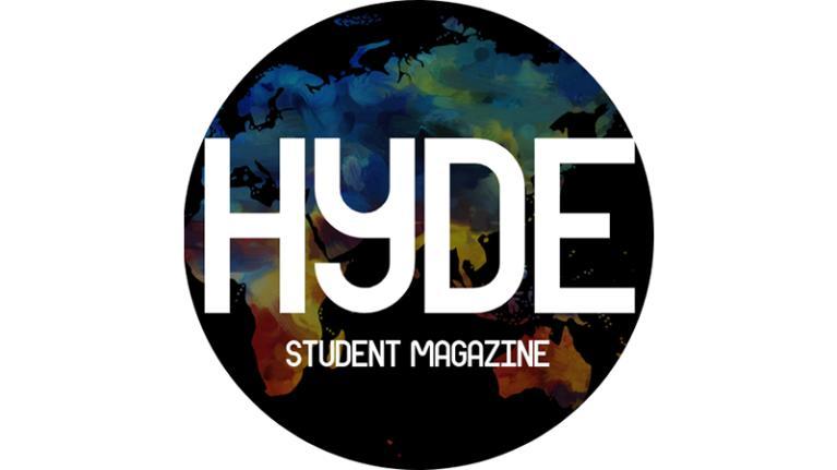 Hyde Student Magazine logo