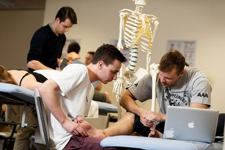 Bachelor of Science (Osteopathy) | Victoria University | Melbourne