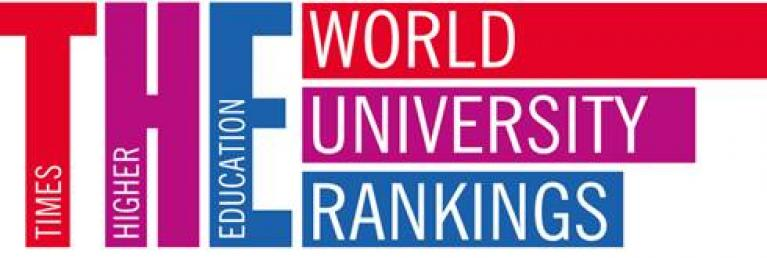 Times Higher Education (THE) World University Rankings logo