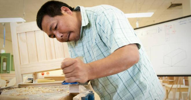 Certificate II in Furniture Making