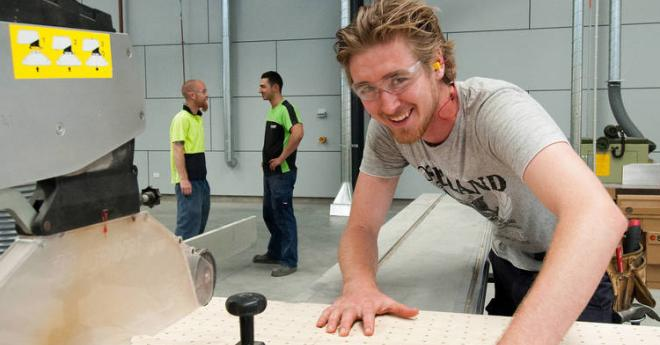 Certificate II in Building and Construction Pre-apprenticeship 22338VIC