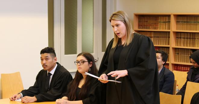 Advanced Diploma of Legal Practice