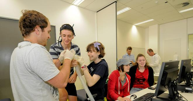 Bachelor of Sport Science (Human Movement)/Bachelor of Psychological Studies