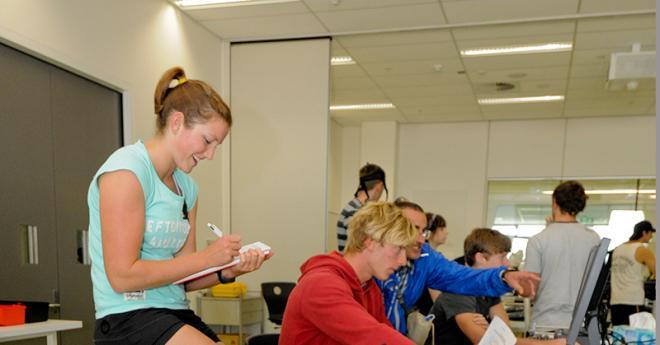 Undergraduate Certificate in Sport Science