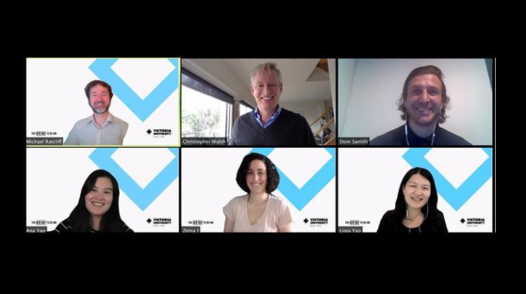 Victoria University (VU) Online team