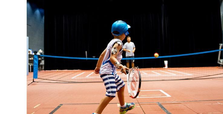 3ab10df25 Tailored tennis gear to help future stars | Victoria University ...