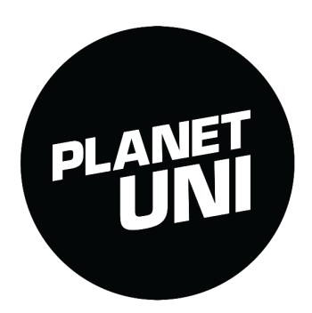 Planet Uni logo