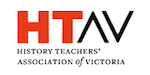 History Teachers' Association of Victoria logo