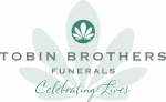 Tobin Brothers Funerals: Celebrating lives logo
