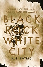 Front cover image of 'Black Rock White City'