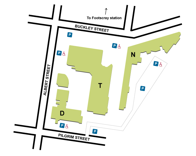 Footscray Nicholson Victoria University Melbourne Australia